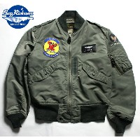 "No.BR14112 BUZZ RICKSON'S バズリクソンズType L-2B ""TOPS APPAREL MFG. CO. INC.""334th FIGHTER SQ."