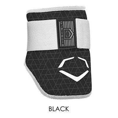 EVOSHIELD EVOCHARGE ELBOW GUARD エルボーガード 各色 (WTV6100) (BLACK(BLADT)) [並行輸入品]