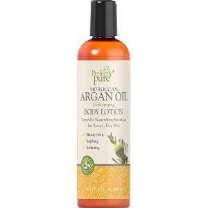 Perfectly Pure Moroccan Argan Oil Body Lotion-8 oz Lotion by Perfectly Pure [並行輸入品]