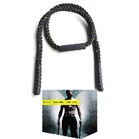 tonyko Heavyジャンプロープ、Weighted Jump Rope
