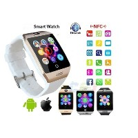 Q18 Smart Wrist Watch Bluetooth GSM Phone For Android Samsung Phone