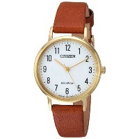 Citizen Watches Womens em0572–05A eco-drive One Size ブラウン