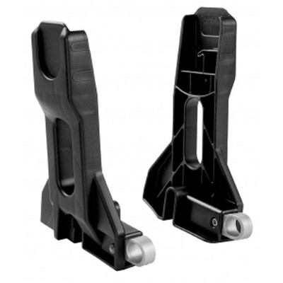 Peg Perego Adapters for Maxi Cosi, Cybex and Nuna Car Seats by Peg Perego