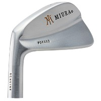 Miura LH Tournament Blade Y-GRIND Satin Irons【ゴルフ ゴルフクラブ>☆アイアン(3-Pw)☆】