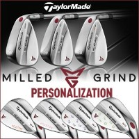 TaylorMade Milled Grind Personalized 特注ウェッジ【ゴルフ ゴルフクラブ>ウェッジ】