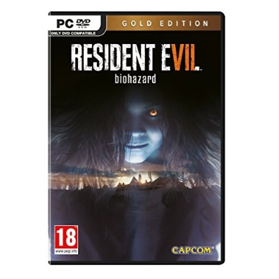 Resident Evil 7 Gold Edition (PC DVD) (輸入版)