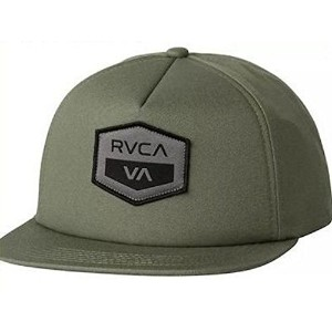 RVCA Knights Five Panel Hat Cap Green キャップ 並行輸入品