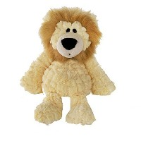 Nat and Jules Mellow Fellows Lion Plush Toy, Leyton by DEMDACO [並行輸入品]