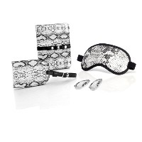 Travel Smart by Conair Snake Skin 5-Piece Travel Gift Set by Travel Smart