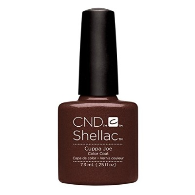 CND Shellac - Cuppa Joe - 7.3 mL / 0.25 oz