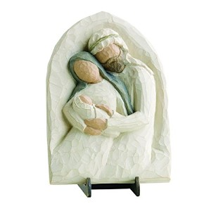 Willow Tree–Holy Family Plaque by Demdaco–26508
