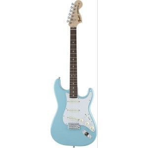 Fender Made In Japan Traditional 70s Stratocaster Daphne Blue 新品《レビューを書いて特典プレゼント!!》[フェンダージャパン]...