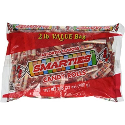 Smarties Candy Rolls, Bulk, 3 Pound by Smarties