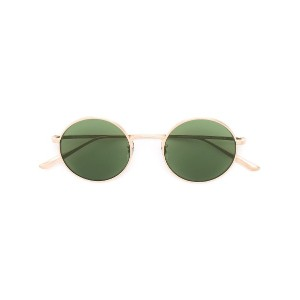 Oliver Peoples After Midnight サングラス - メタリック