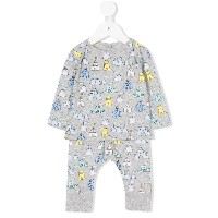 Stella Mccartney Kids Buster & Macy パジャマセット - グレー