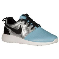 (取寄)Nike ナイキ レディース ローシ ワン Nike Women's Roshe One Metallic Silver Black Mica Blue Ivory