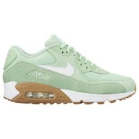 (取寄)Nike ナイキ レディース エア マックス 90 Nike Women's Air Max 90 Fresh Mint Barely Green Gum Light Brown