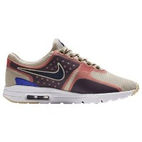 (取寄)Nike ナイキ レディース エア マックス ゼロ SI Nike Women's Air Max Zero SI Oatmeal Binary Blue White