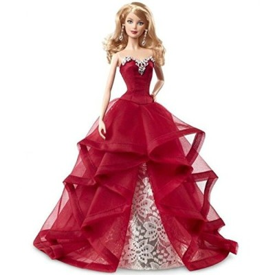 Barbie バービー Collector 2015 Holiday doll 人形 Blonde