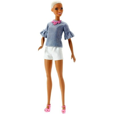 Barbie バービー Chic in Chambray Fashion doll 人形