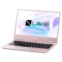 NECパーソナル PC-NM550KAG LAVIE Note Mobile - NM550/KAG メタリックピンク