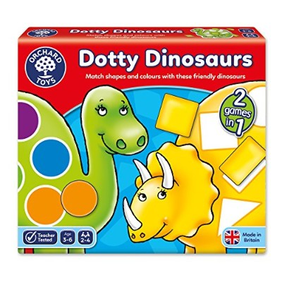 Orchard Toys Dotty Dinosaurs