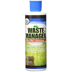 Four Paws Waste Manager Dog Attractant, 8 oz by Four Paws