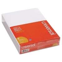 Scratch Pads, Unruled, 8-1/2 x 11, White, 6 100-Sheet Pads/Pack (並行輸入品)