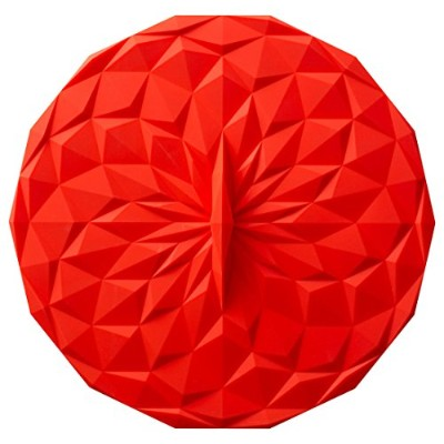 GIR: Get It Right Premium Silicone Round Lid, 12.5 Inches, Red by GIR: Get It Right