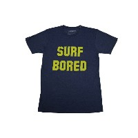 SURF/BRAND / SB16022 BORED Tee D.Gray Navy サーフブランド Tシャツ