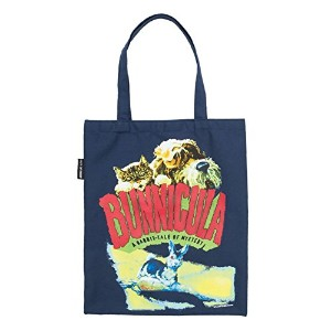 【Out of Print】 Deborah Howe and James Howe / Bunnicula: A Rabbit-Tale of Mystery Tote Bag