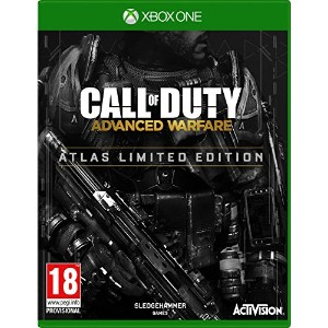 Call of Duty: Advanced Warfare - Atlas Limited Edition (Xbox One) (輸入版)