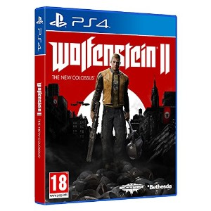 (PS4)Wolfenstein II: The New Colossus ウルフェンシュタイン 2:ザ ニューコロッサス