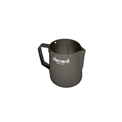 (600ml) - Milk Jug with competition spout and thermometer hole