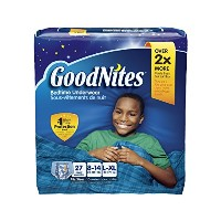 Goodnites Underwear - Boy - Large/X-Large - 27 ct by GoodNites