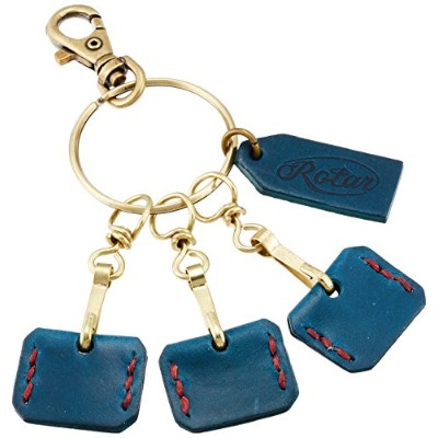 (ローター) ROTAR Buttero Leather Key Holder/キーホルダー/キーカバー rt1559014 FREE ブルー