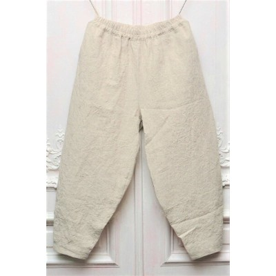 """toogood """" THE ACROBAT TROUSER - LAUNDERED LINEN """" トゥーグッド  アクロバットトラウザー col.OAT"""