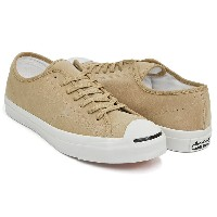 CONVERSE JACK PURCELL SUEDEMOCCASIN【コンバース ジャックパーセル スエード モカシン】BEIGE (1CK863)