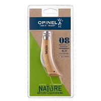 OPINEL NO 8LC PRUNING HORTICULTURAL KNIFE (8CM BLADE) (Parallel Imported Product)