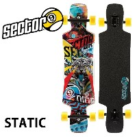 SECTOR 9 PLATINUM SERIES STATIC Complete EPS152 セクターナイン スケートボード コンプリート