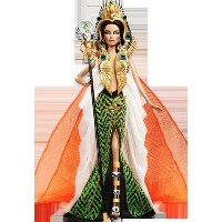 Barbie Doll - Cleopatra Barbie Doll Le 5400 Egyptian Barbie by Mattel
