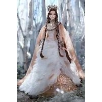 バービー Barbie Faraway Forest Collection コレクション - Lady of the White Woods - GOLD LABEL Dire