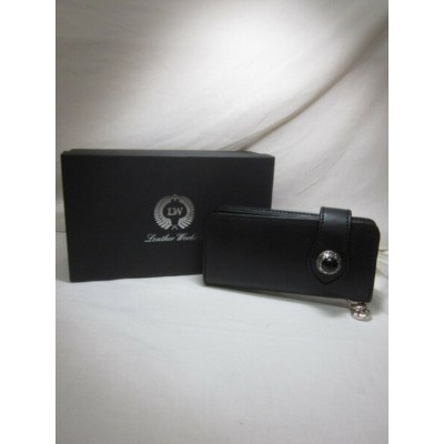 LEATHER WORKERS/LONG WALLET【中古】