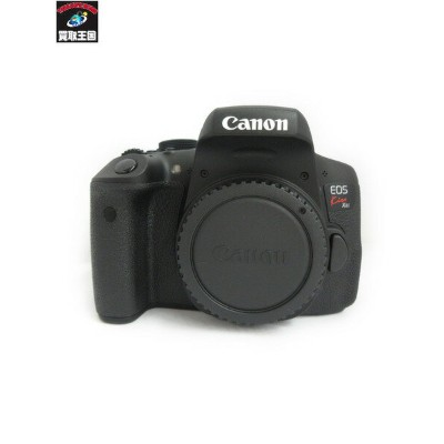 Cannon EOS KISS X8i ダブルズームレンズキット【中古】