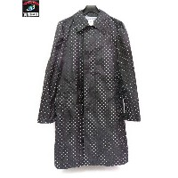 COMME des GARCONS COMME des GARCONS ナイロンコート ドット sizeSS【中古】