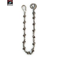 WEIRDO GEAR HEAD WALLET CHAIN シルバー925【中古】