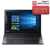 東芝 Dynabook PB55BGAD4RAAD1H Windows10 Pro 64bit 第6世代 Core i3-6006U 4GB 500GB DVDスーパーマルチ 高速無線LAN...