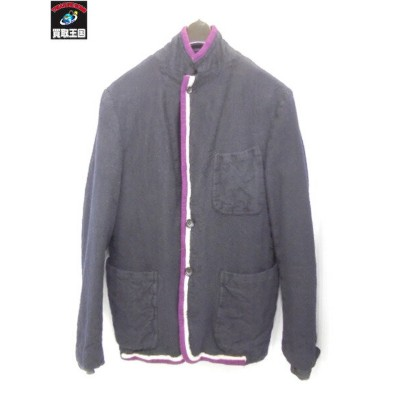 COMME des GARCONS HOMME AD2008 縮絨 ジャケット サイズS コムデギャルソン【中古】[値下]
