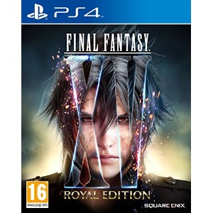 Final Fantasy XV Royal Edition (PS4) - Imported UK.