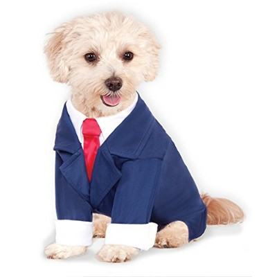 High quality Costume Business Suit Pet Costume, XX-Large